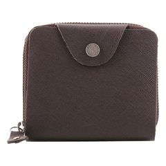 Fastrack Brown Leather Unisex Wallet