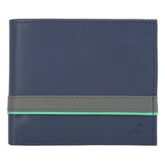 Fastrack Blue Leather Wallets for Men