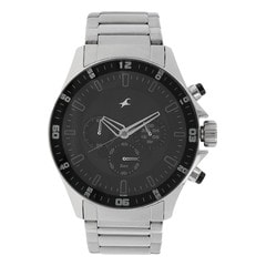 Fastrack Metal Watch For Men-ND3072SM01