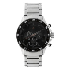 Fastrack Chronograph Watch For Men-ND3072SM04