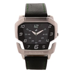 Fastrack Black Dial Analog Watches for Men