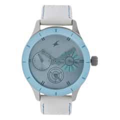Fastrack Multifunction Watch For Women-NE6078SL08