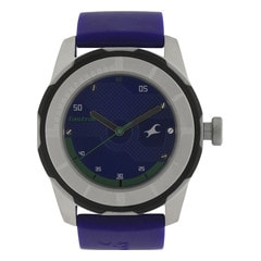 Fastrack Blue Dial Analog Watch for Men-NF3099SP05