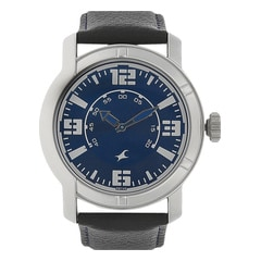 Fastrack Blue Dial Analog Watch for Men - 3021SL05