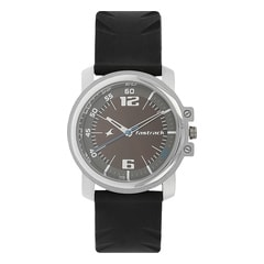 Fastrack Brown Dial Analog Watch for Men