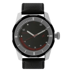 Fastrack Brown-Red Analog Watch for Men-3099SL06J