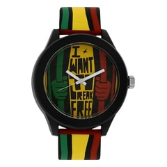 Fastrack Multi Colour Dial Analog Watch for Unisex
