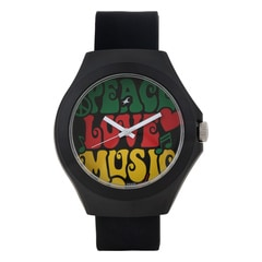 Fastrack Multicoloured Dial Analog Watch for Unisex