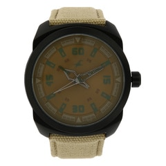 Fastrack Canvas Strap Watch for Men