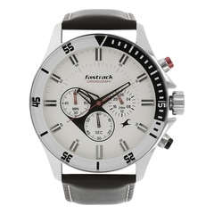 Fastrack Big Time Chronograph Watch for Men