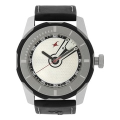 Fastrack Grey Dial Analog Watch for Men