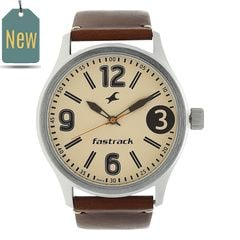 Fastrack Bare Basics Analog Watch for Men
