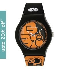 Fastrack Star Wars Grey Dial Analog Unisex Watch