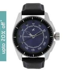 Fastrack Purple Dial Analog Watch For Men-NE3089SL01