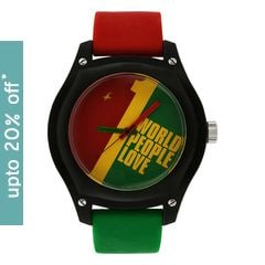 Fastrack Multicoloured Dial Unisex Analog Watch