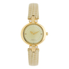Nebula Champagne Dial Analog Watch for Women - 5537DL01