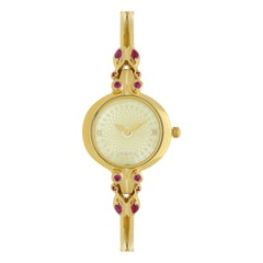 Nebula Champagne Dial Analog Watch for Women