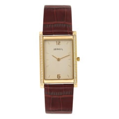 Titan Nebula 18KT Solid Gold Watch For Men in Champagne Dial-ND1170DL01