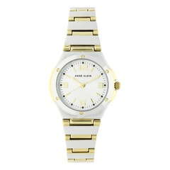 Anne Klein Silver Dial Analog Watch for Women
