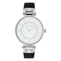 Anne Klein White Dial Analog Watch for Women