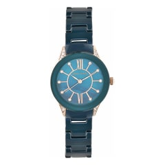 Anne Klein Blue Dial Analog Watch for Women