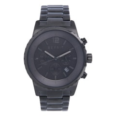 Esprit Black Dial Chronograpg Watch for Men