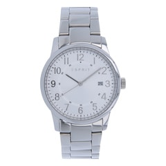 Esprit Silver Dial Analog Watch for Men