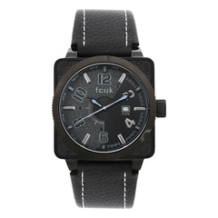 FCUK Analog Watch For Men-FC1097BBLGN