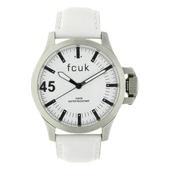 FCUK Silver Men Watch FC1140WGJ