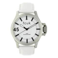 FCUK Silver Men Watch FC1140WGJ