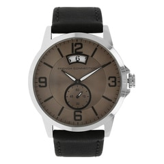 FCUK Brown Dial Watch For Men-FC1209BGJ