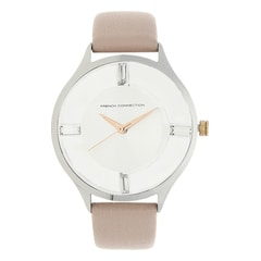 FCUK Silver Women Watch FC1233CWJ