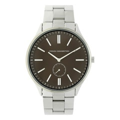 FCUK Brown Dial Analog Watch for Men