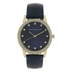 FCUK Blue Dial Analog Watch for Women