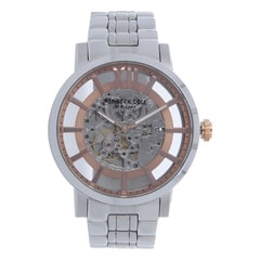 Kenneth Cole Rose Gold Dial Automatic Watch for Men