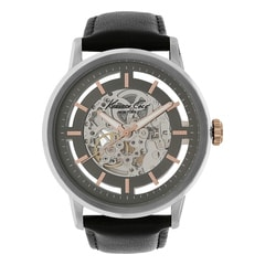 Kenneth Cole Grey Dial Automatic Watch for Men