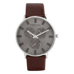 Kenneth Cole Grey Dial Analog Watch for Men