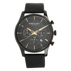 Kenneth Cole Black Dial Analog Watch for Men