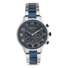 Kenneth Cole Blue Dial Chronograph Watch for Men