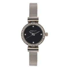 Kenneth Cole Black Dial Analog Watch for Women