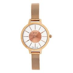 Lee Cooper White Dial Analog Watch for Women