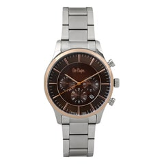 Lee Cooper Brown Dial Analog Watch for Men