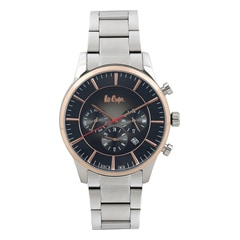 Lee Cooper Blue Dial Analog Watch for Men