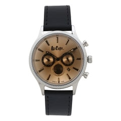 Lee Cooper Rose Gold Dial Analog Watch for Men