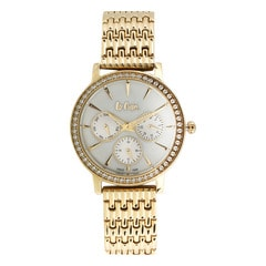 Coach White Dial Chronograph Watch for Women