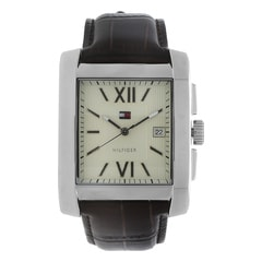 Tommy Hilfiger Cream Dial Analog Watch for Men-NATH1710318J