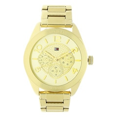 Tommy Hilfiger Gold Dial Analog Watch for Women - TH1781214J