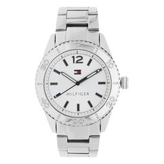 Tommy Hilfiger Silver Dial Watches for Women
