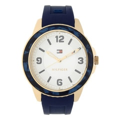 Tommy Hilfiger Blue Dial Analog Watch for Women