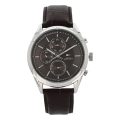Tommy Hilfiger Brown Dial Chronograph Watch for Men